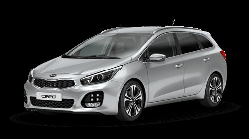 Kia Ceed Sportswagon Auto Petric
