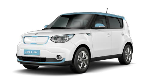 Kia Soul EV Auto Petric