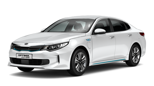 Kia Optima Plug-In Hybrid Auto Petric